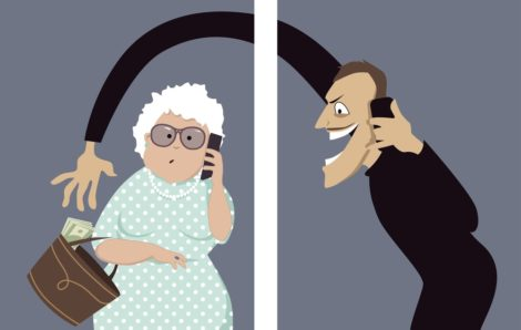 Top senior scams
