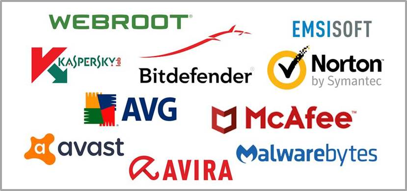 The Best Antivirus Software Protection 2018