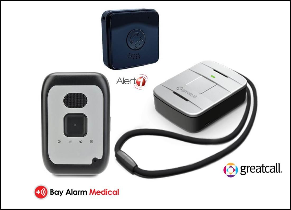 The Best Mobile Medical Alert Systems For Seniors 2018