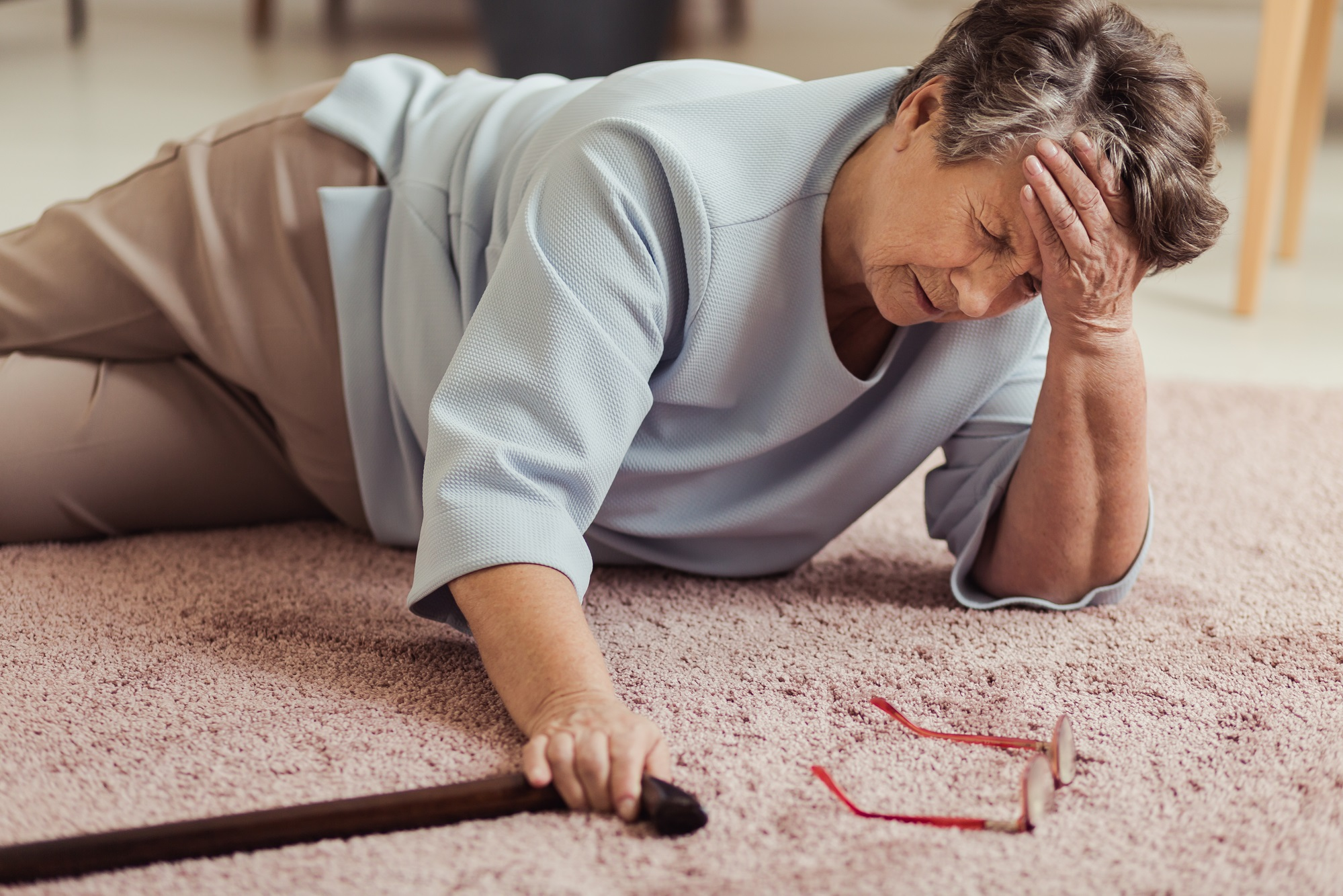 The Definitive Guide To Fall Prevention For Seniors