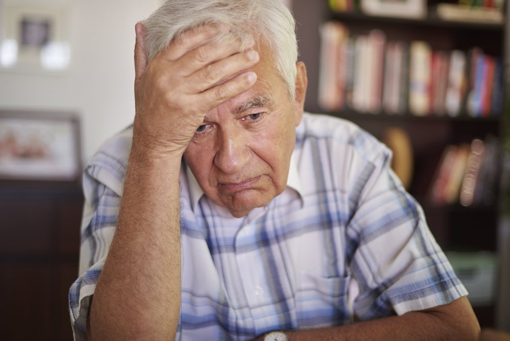 danger of senior isolation and loneliness