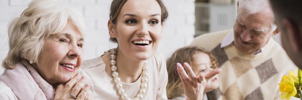 help elder parents age independently