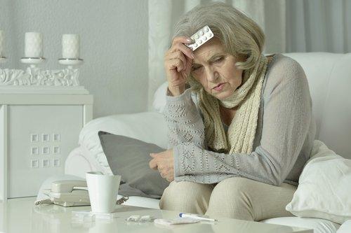 common infections seniors