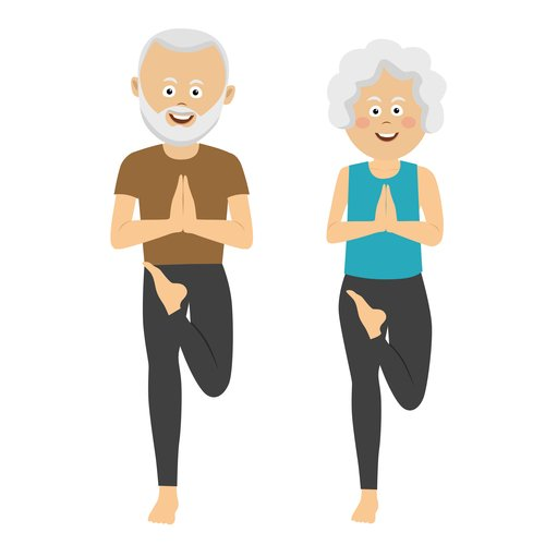 Exercise to prevent falls in the elderly