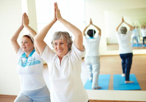 Fall prevention exercises