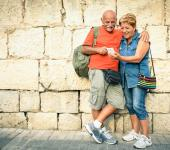 Senior travel scams