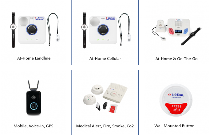 LifeFone Medical Alert Services