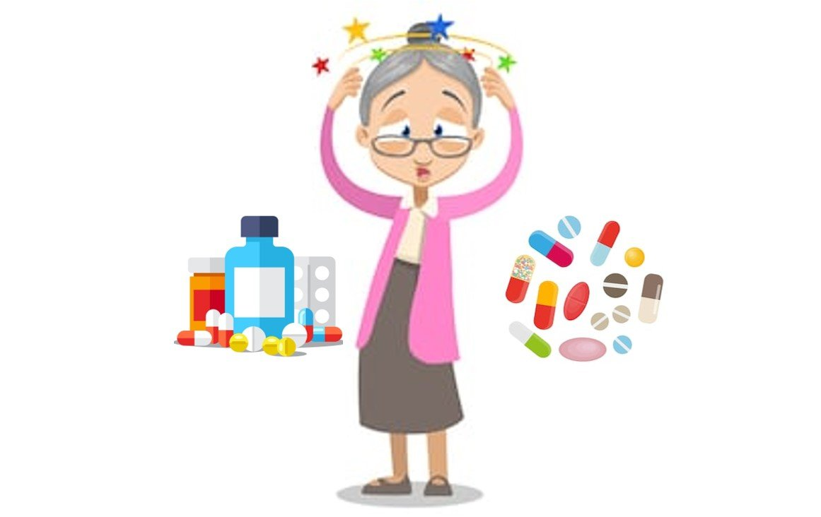 Medications Causing Falls