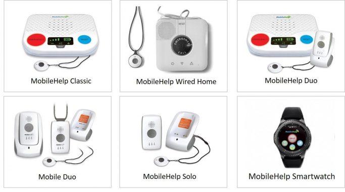 MobileHelp Products