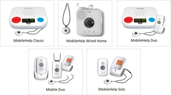 MobileHelp Medical Alert Devices