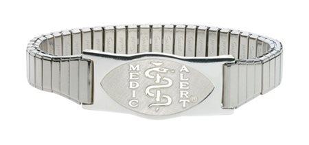 Medicalert bracelet