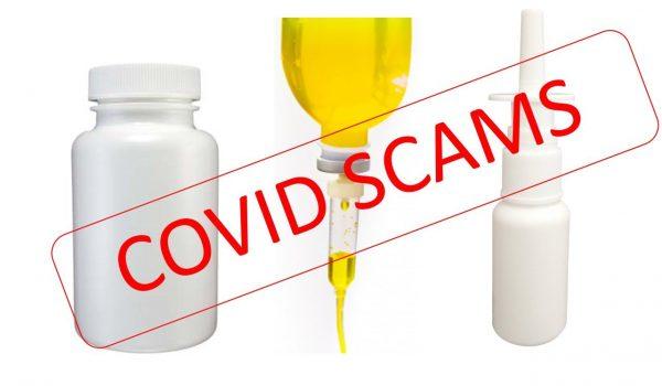 COVID Scams FDC