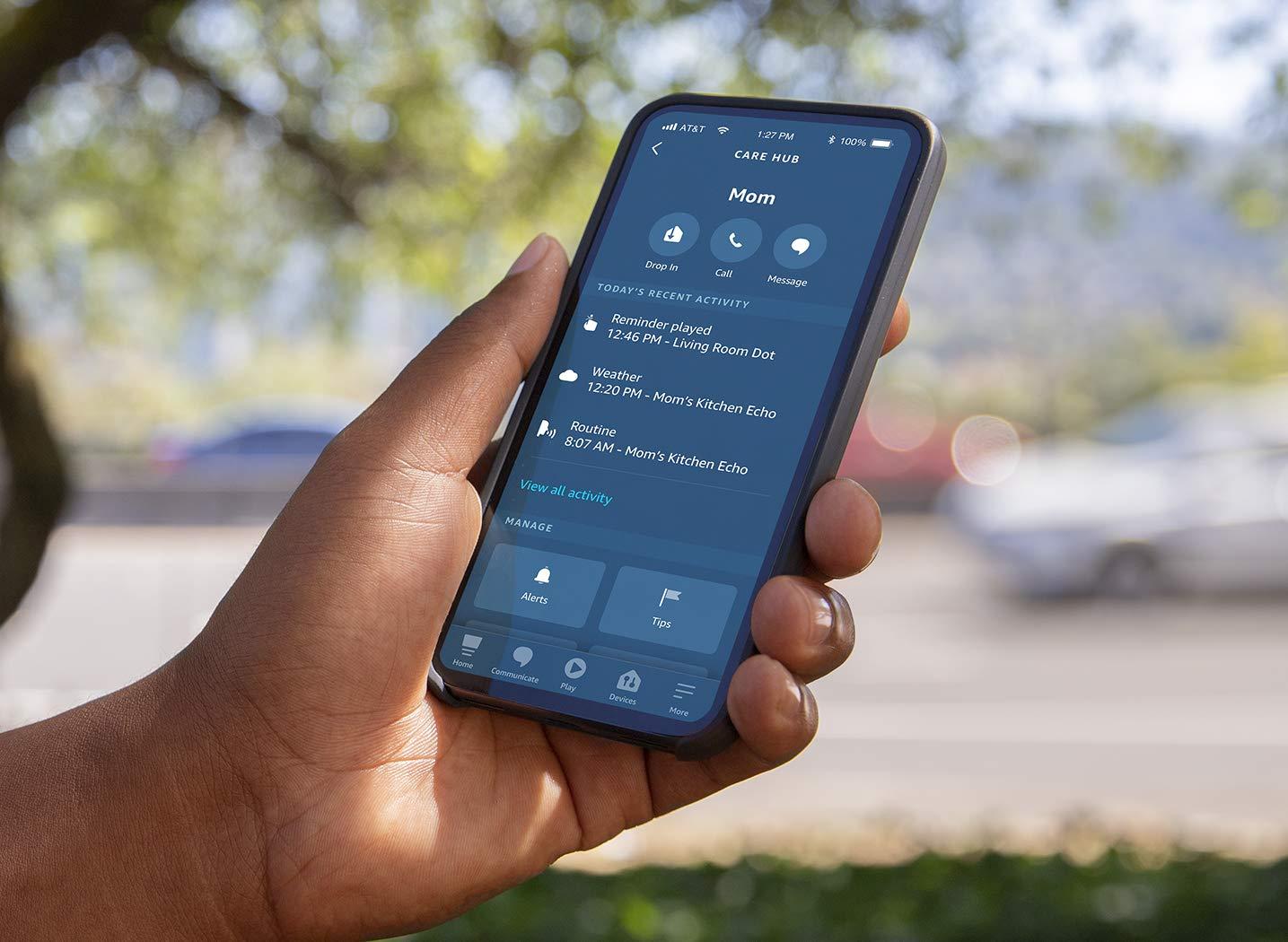 Alexa Care Hub App